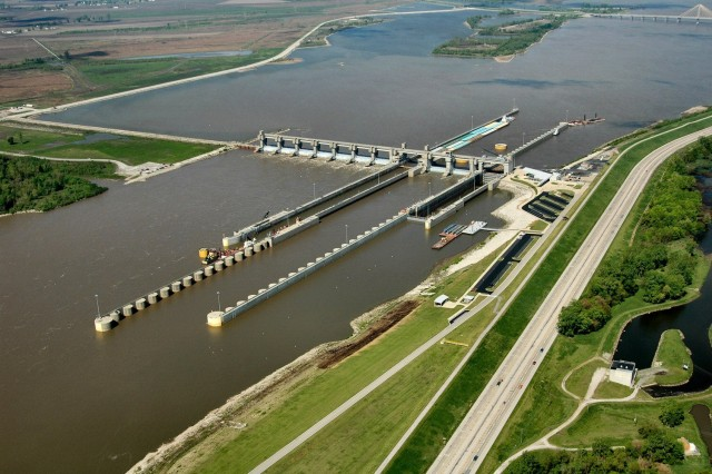 The Civil Works' navigation mission carried out by the U.S. Army Corps of Engineers includes 293 lock chambers at 193 sites. The Corps operates and maintaines 227 of those, at 185 sites.