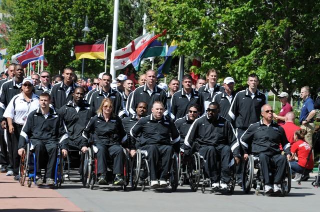 Army Announces 2013 Warrior Games Team
