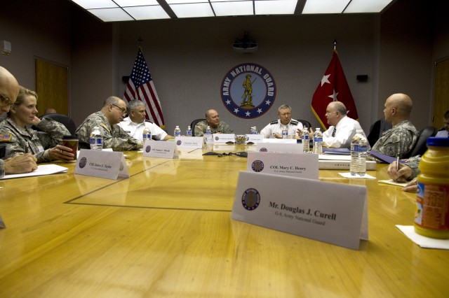 Army senior leaders discuss fiscal challenges ahead