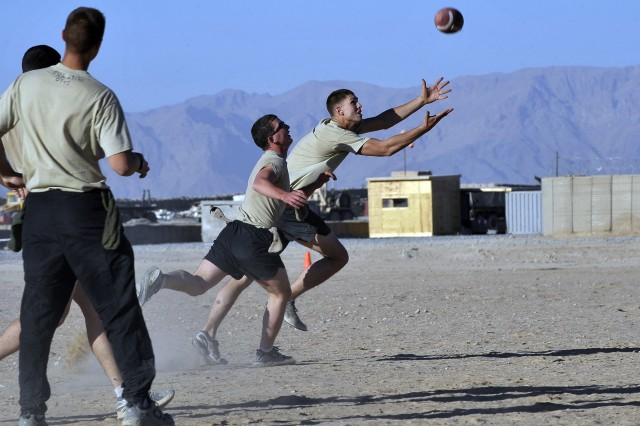New Army Sports Program to pit battalion against battalion