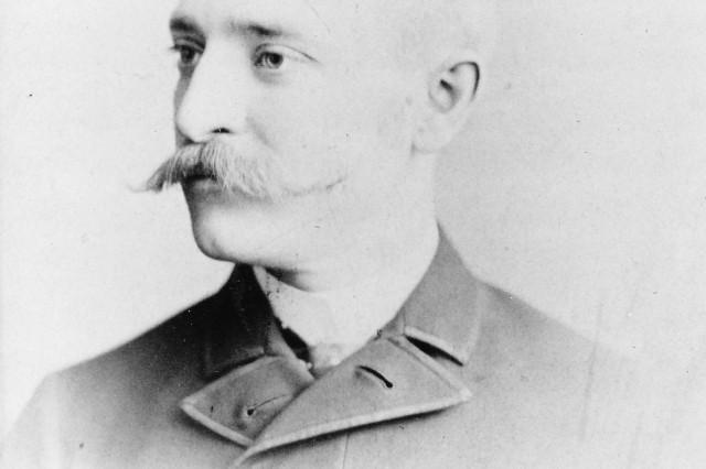 Undated photo of Capt. John D. Terry.
