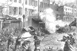 Draft riots in New York