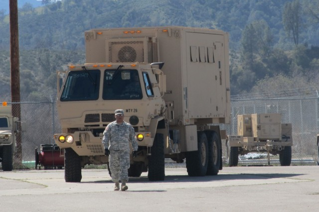 402nd FA supports Army Reserve's annual Warrior Exercise