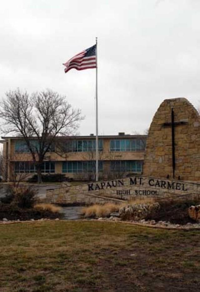 Kapaun Mount Carmel Catholic High School