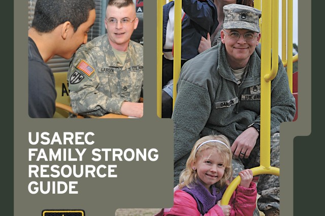 The 2013 USAREC Family Strong Resource Guide helps Families make a smooth transition to recruiting duty.