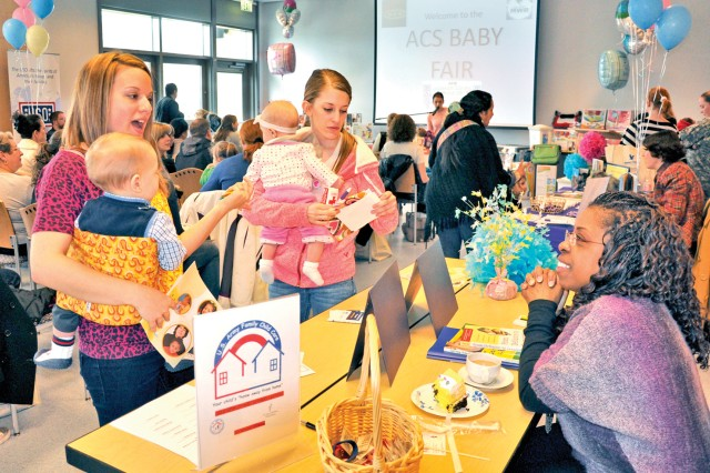 New parents find host of resources at Baby Fair