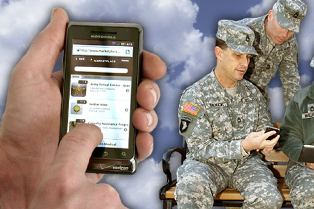 Initial enterprise service for DOD and Army commercial mobile devices is expected by October 2013 with full operating capability by the end of fiscal year 2014.