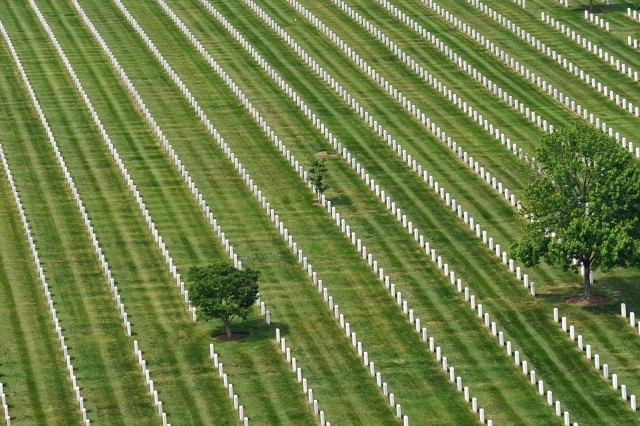 "Arlington National Cemetery, Va., covers 624 acres and is the final resting place for nearly 400,000 military veterans and their family members. In October, ""ANC Explorer"" became a reality. The online application assists those seeking grave and historical sites. To date ANC Explorer has been downloaded more than 40,000 times."