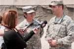 Media day at military district six