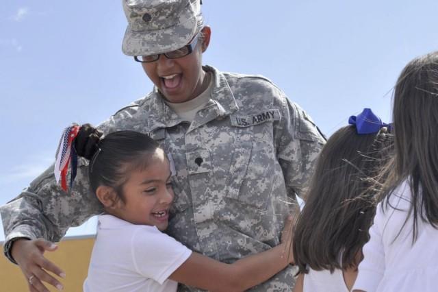Boss Honors American Heroes