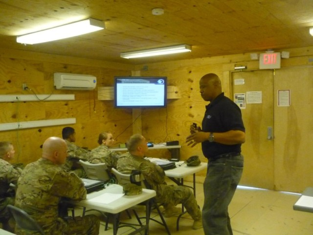 Blue Force Tracking system adds logistics capability to increase situational awareness picture