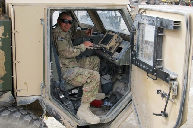 Blue Force Tracking System Adds Logistics Capability To Increase