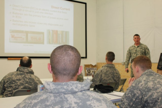 C-IED Classroom Instruction