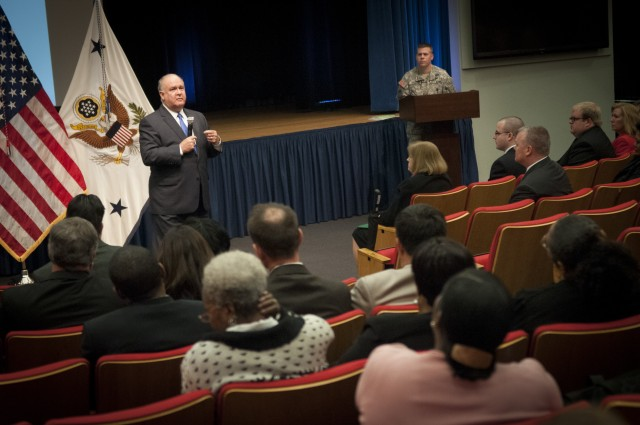 The Army's financial managers, committed to improving fiscal readiness
