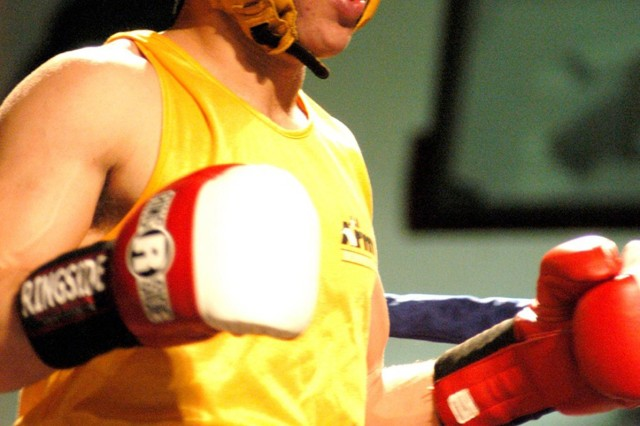 """Former Army World Class Athlete Program boxer Capt. Boyd Melson is scheduled to appear on HBO's """"Real Sports with Bryant Gumble,"""" April 16, 2013."""