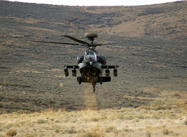 South Korea to buy Apache helicopters through FMS