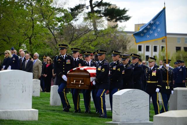Repatriation of Korean War hero, Capt. Don C. Faith Jr.