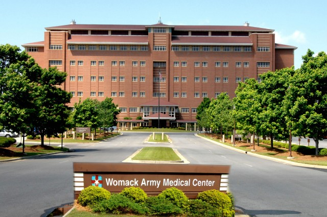 The Womack Army Medical Center at Fort Bragg, N.C., provides the highest quality health care, maximize the medical deployability of the force, ensure the readiness of Womack's personnel, and sustain exceptional education and training programs.