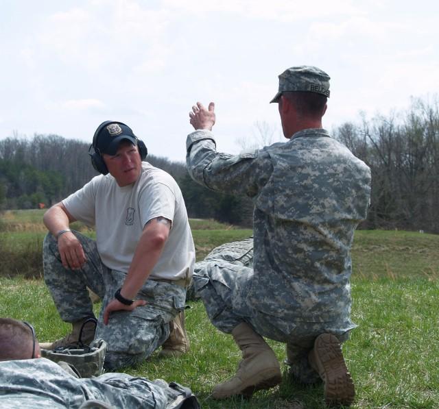 USAMU instructor discusses marksmanship training