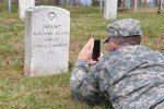 Cemetery verification project kicks off
