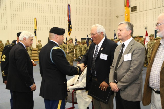 Currahees induct 20 into 506th Infantry Regiment