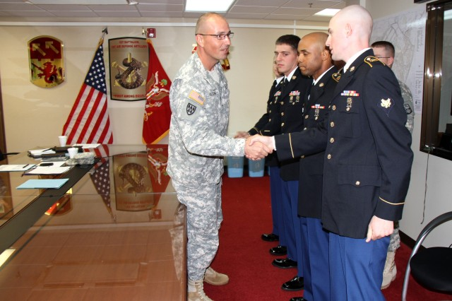 1/1 ADA Battalion names its NCO and Soldier of the year