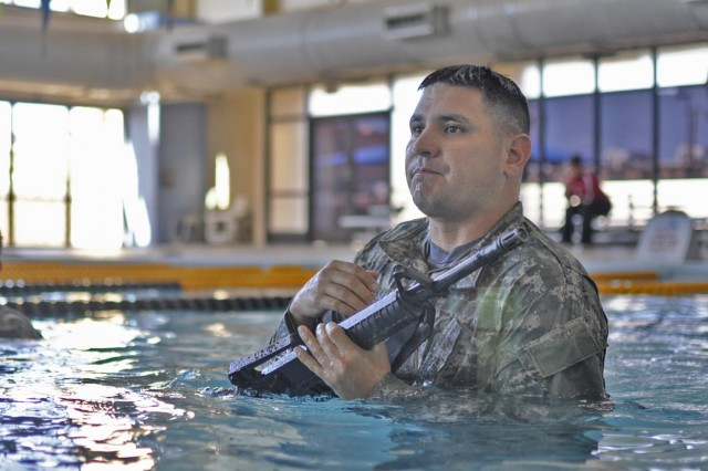 Water Survival Training: A tool to stay afloat