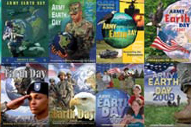 Here are the last 20 Army Earth Day posters.