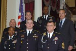 Texas House of Representatives honors Fort Hood WTB Soldiers