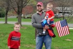 Berks County residents honor Army Reservists heading to Afghanistan