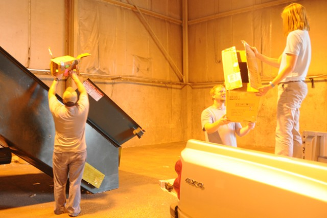 Fort Rucker expands recycling