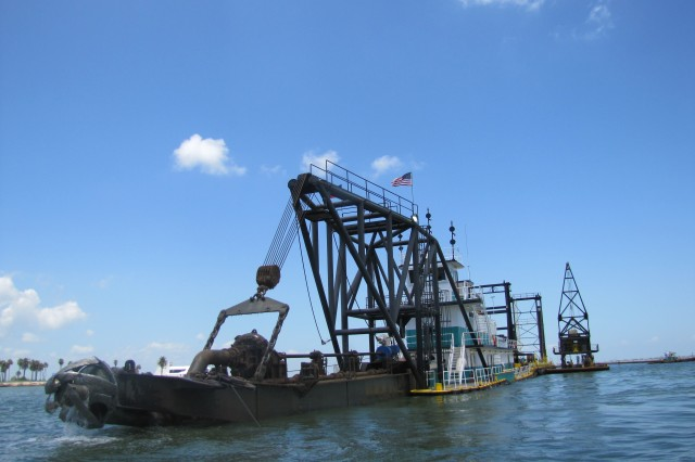USACE Galveston: Keeping America's waterways open for navigation and commerce