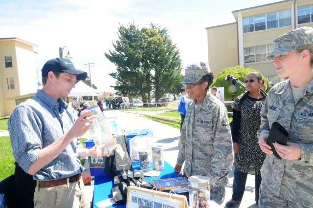 Monterey military community celebrates Earth Day 2013