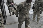 Combat medics sharpen skills during mass casualty exercise