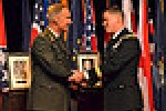 Gen. Middendorp Honored