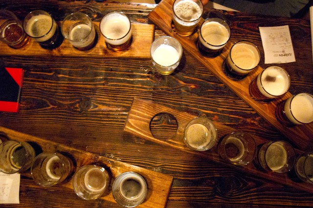Sample 30 exotic and locally produced beers on tap with a visit to the Prague Beer Museum Pub.