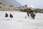 Afghan soldiers succeed with training
