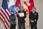 Carlisle Barracks Civilian of the Year honored at ceremony