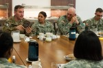 U.S. army Chief of Staff Gen. Odierno Visits U.S. Army Europe (USAREUR)