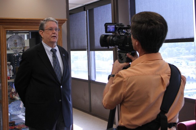 "Army Reserve Ambassador for Tennessee John Dyess speaks to WBIR in Knoxville about the 105th birthday of the Army Reserve. ""A good job done by anybody needs to be recognized, and service to this nation is more important, I think now, than ever,"" Dyess said. ""And these people who willingly put on this nation's uniform and go in harm's way for me, my family, yours and our way of life deserve our faith."" The Army Reserve originally started as the Medical Reserve Corps in 1908, but became an active military branch after World War I. The mission of the US Army Reserve is to provide trained, equipped and ready soldiers but also to help with aid after natural disasters and with civil support. Today, more than 200,000 Americans are enlisted in the Army Reserve ready for combat when called upon."