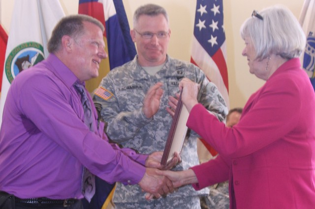 Fort Carson DEERS earns No. 1 in DOD