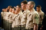 Corporal's course graduation on Henderson Hall
