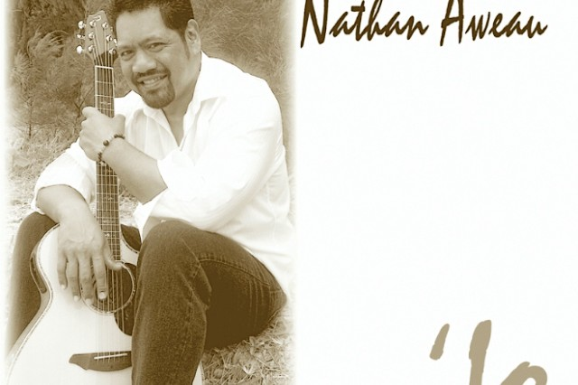 Nathan Aweau performs June 7 at Leilehua golf course as part of the Leilehua Summer Concert Series.
