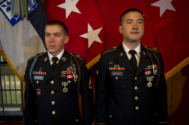 Panther Brigade Soldiers named XVIII Airborne Corps NCO, Soldier of the Year for second year