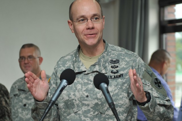 U.S., ROK military leaders discuss combined logistics