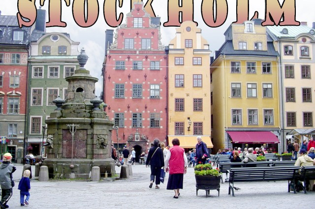 """Stockholm, known as the """"Capital of Scandinavia,"""" delights visitors with its understated charm and friendly locals."""