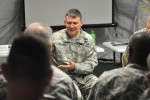 Division West commander talks training