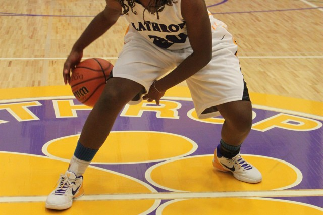 Erisha Dave (18), daughter of Calvin and Staff Sgt. Kamesha Snead, Dental Department Activity-Alaska, is a senior at Lathrop High School and a stand-out basketball player who recently accepted a full scholarship to play ball at Howard College in Texas.  She was also named to the Alaska senior 4A all-star team.
