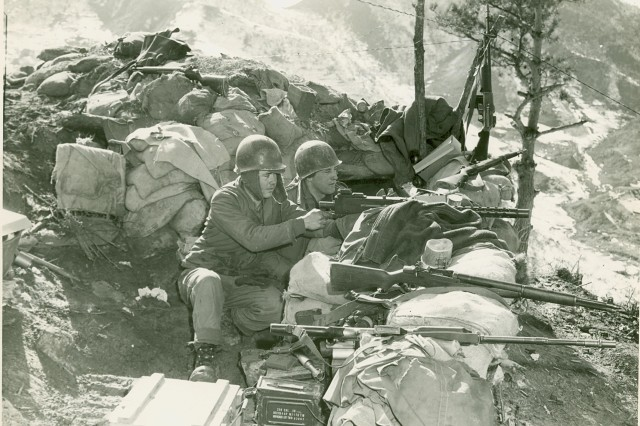 Korean War Slideshow | Article | The United States Army