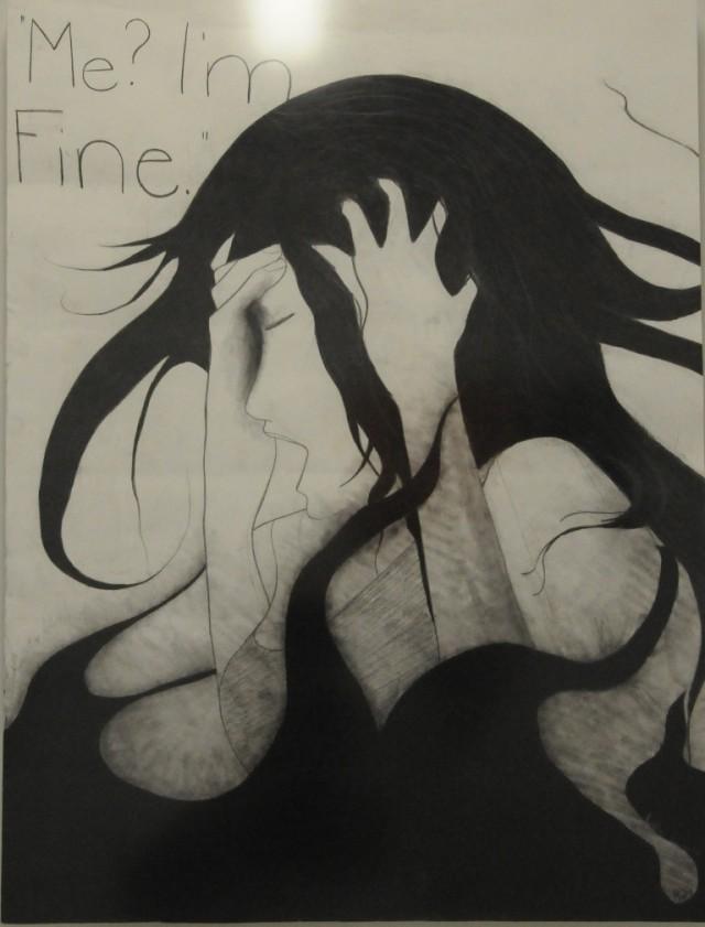 Me? I'm fine.